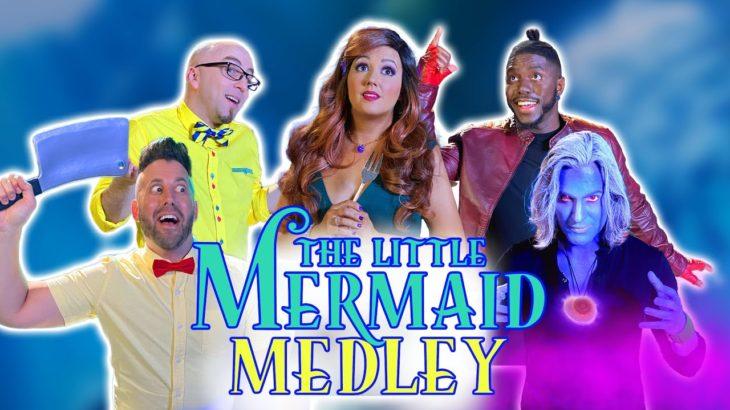 The Little Mermaid – MEDLEY (feat. Rachel Potter)