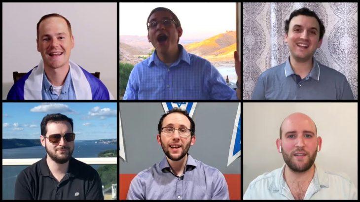 V'Shavu Vanim – Aliyah Celebration – Maccabeats Minute 6 – ושבו בנים