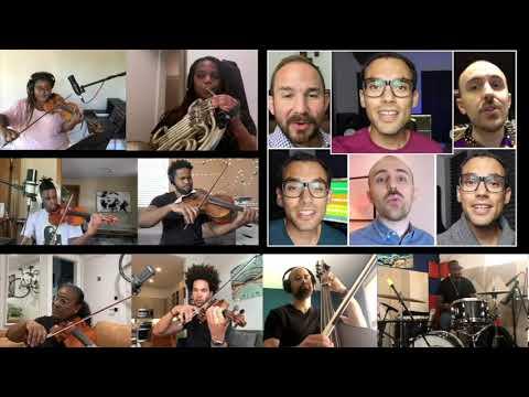 "Accent – ""Smile"" Challenge with the Matt Jones Orchestra"