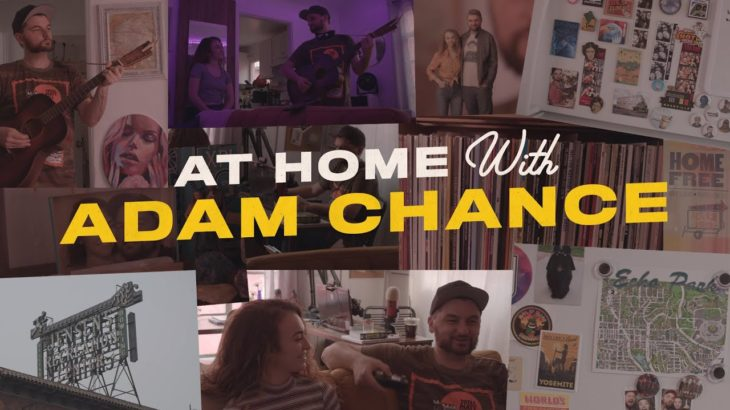 At Home with Adam Chance