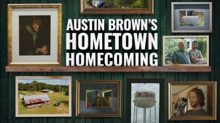 Austin Brown's Hometown Homecoming 🤠