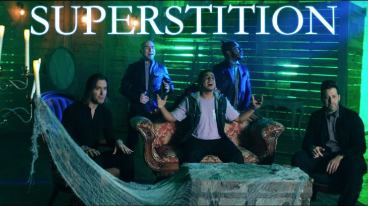 SUPERSTITION A Cappella | VoicePlay feat. Omar Cardona
