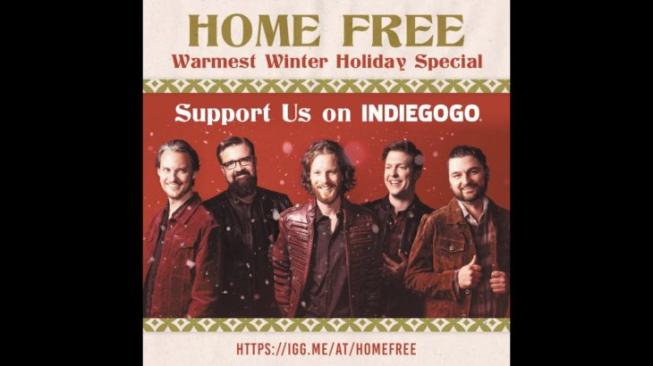 We're Making A Christmas Special (Home Free)