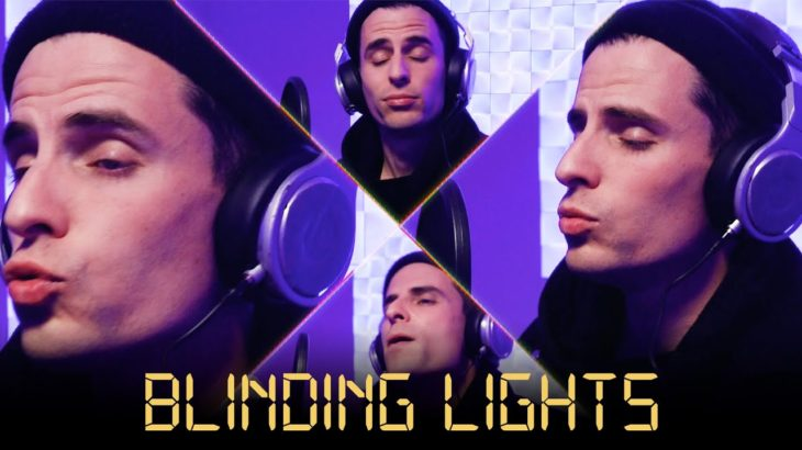 Acapella Version – Blinding Lights – The Weeknd