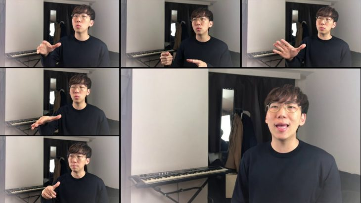 All I Ask – Adele (Acapella Cover by Inhyeok Yeo, よういんひょく, 여인혁)
