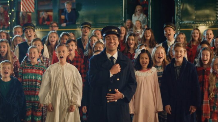 Believe (Polar Express Medley) | BYU Vocal Point feat. Rise Up Children's Choir