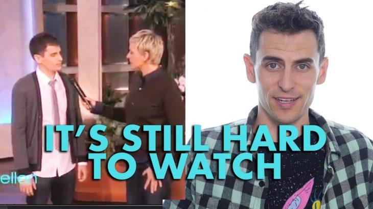My Experience on Ellen