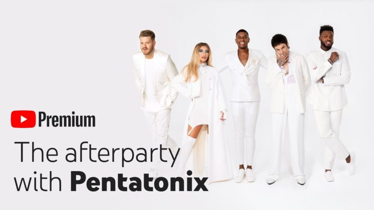 [LIVE] Pentatonix Premium Afterparty