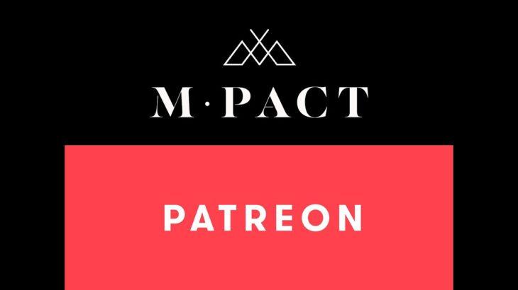 Patreon Introduction