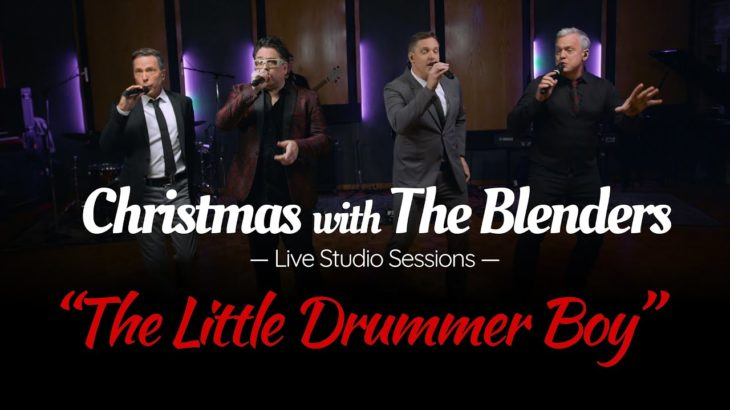 The Blenders – The Little Drummer Boy (Live Holiday Studio Sessions 2020)