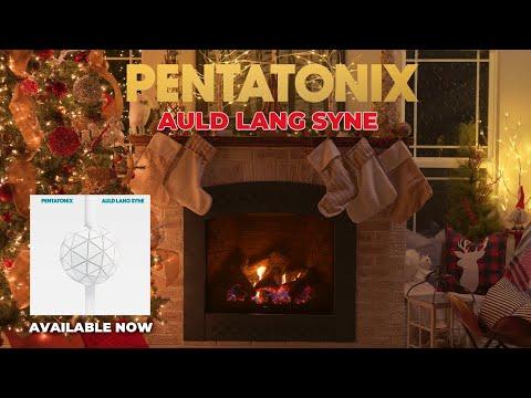 [Yule Log Audio] Auld Lang Syne – Pentatonix