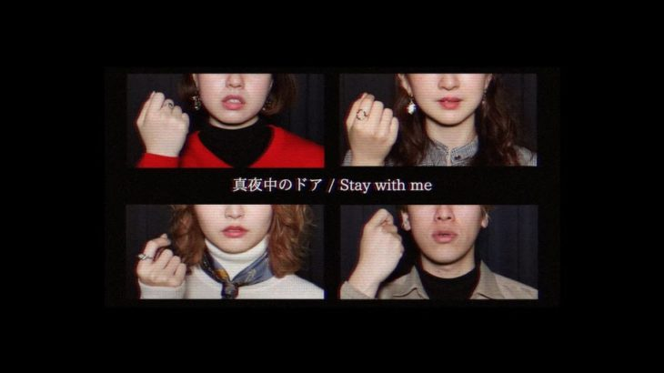 【A Cappella】真夜中のドア / Stay With Me – Miki Matsubara(Covered by Nagie Lane)