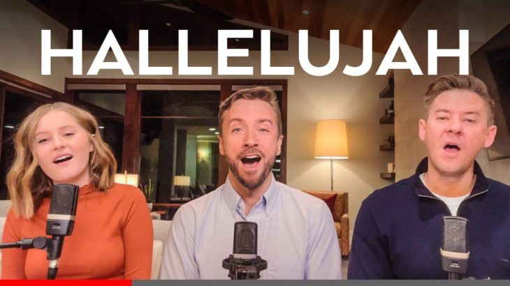 Hallelujah – Peter Hollens feat. Mat & Savanna Shaw