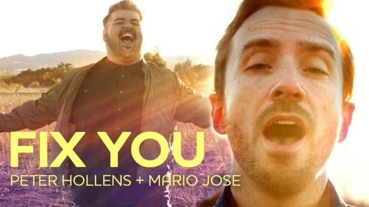 Fix You (Coldplay Cover) | Peter Hollens feat. Mario Jose