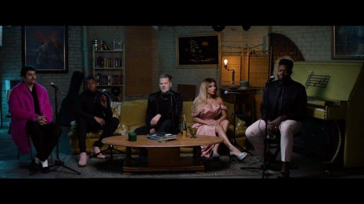 PENTATONIX – THE LUCKY ONES on JIMMY KIMMEL LIVE (02.04.21)