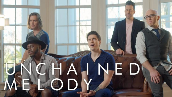 UNCHAINED MELODY feat. John Pinto Jr. | VoicePlay A Cappella
