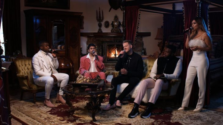 PENTATONIX – COFFEE IN BED (LIVE ON THE LATE LATE SHOW)