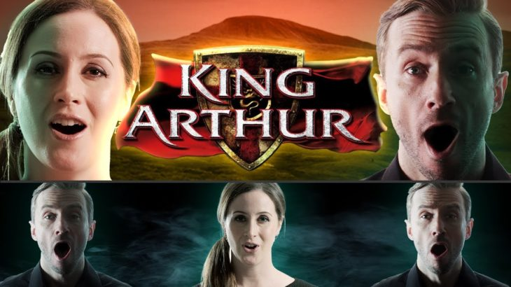 We Will Go Home Song of Exile – King Arthur | Peter Hollens feat. Eurielle
