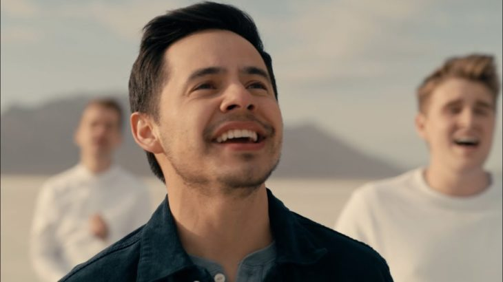 What a Beautiful Name – Hillsong Worship | BYU Vocal Point ft. David Archuleta