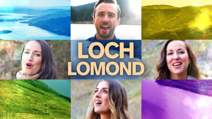 Loch Lomond | Peter Hollens feat. The O'Neill Sisters