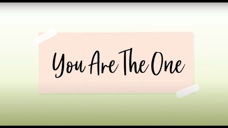 You Are The One (MICappella) Official MV