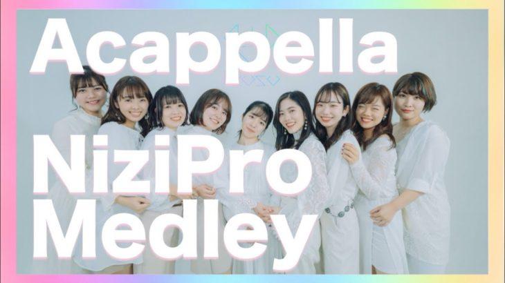 Acappella NiziPro Medley