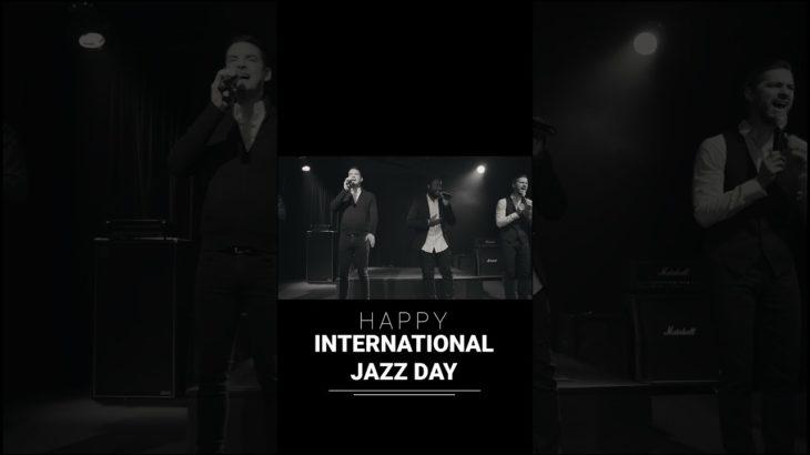 Happy International Jazz Day