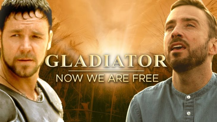 Now We Are Free (Gladiator Theme Song) | Peter Hollens feat. Aliki