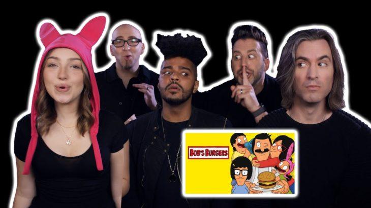 BOB'S BURGERS THEME (VoicePlay minis)