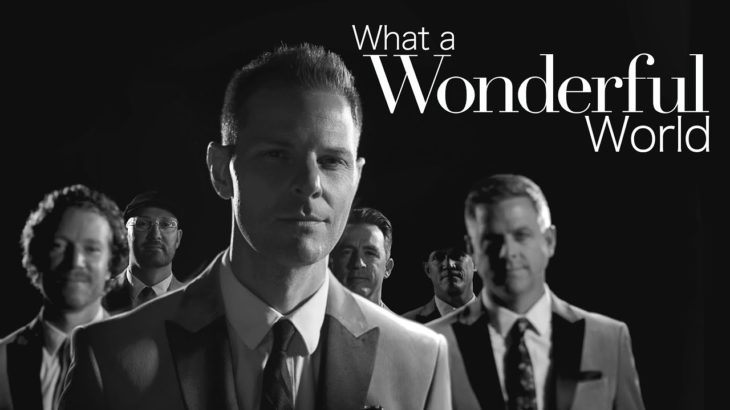 Louis Armstrong – What a Wonderful World – A Cappella Cover – Eclipse 6