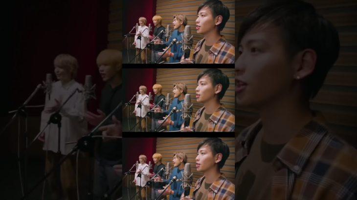 Love Harmony's, Inc. うれしい!たのしい!大好き!(DREAMS COME TRUE)  A cappella Cover #Shorts
