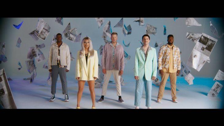 [OFFICIAL VIDEO] Butter x Dynamite – Pentatonix