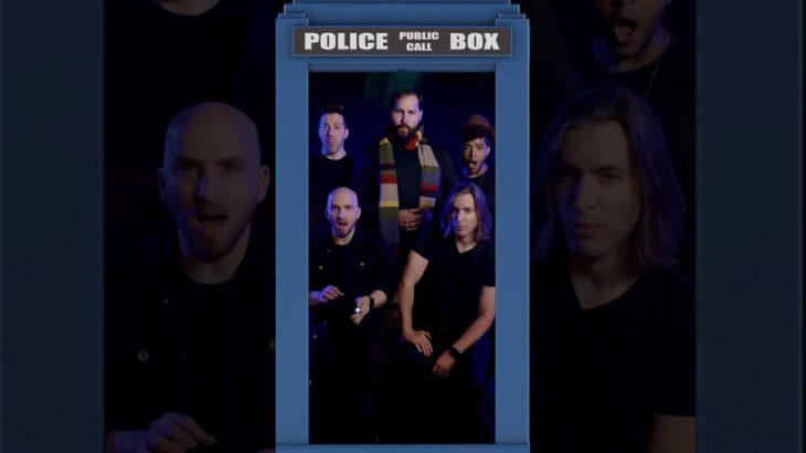 Doctor Who Theme Acapella VoicePlay ft Jose Rosario Jr | VoicePlay Minis