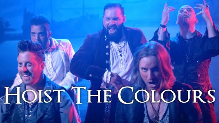 Hoist the Colours Acapella VoicePlay ft  Jose Rosario Jr