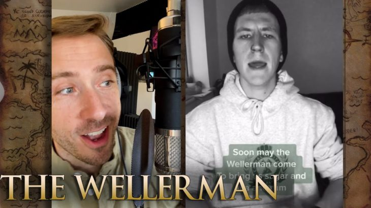 How to Sing The Wellerman Sea Shanty #shorts