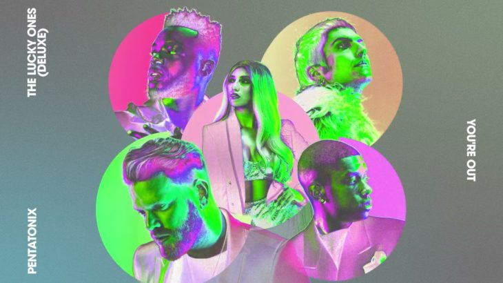 [OFFICIAL VISUALIZER] You're Out – Pentatonix