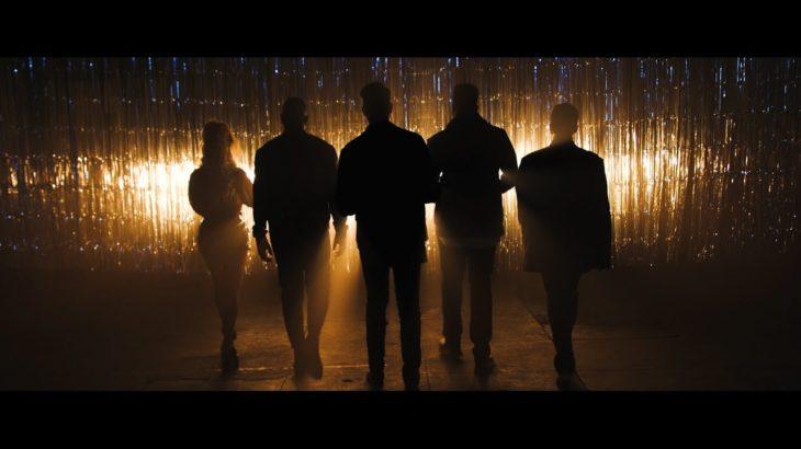 """Pentatonix – """"It's Been A Long Long Time"""" – TOUR & ALBUM Announce"""