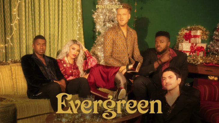 """Pentatonix – """"I Just Called To Say I Love You"""" – Visualizer"""