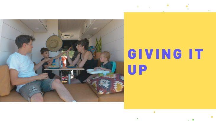 Scottsdale, AZ –   VAN LIFE   Traveling Table